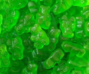 green, aesthetic, and candy image