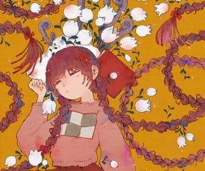 anime, game, and yume nikki image