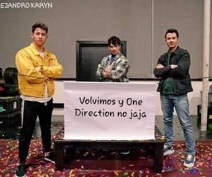 jonas brothers, brothers, and Joe Jonas image