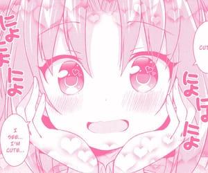 anime, manga, and cupidcore image