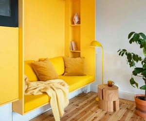 room and yellow image