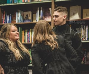 after, hero fiennes tiffin, and anna todd image