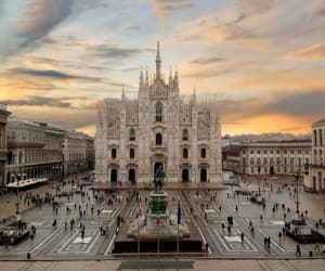 milan and italy image