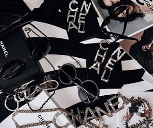 chanel, details, and jewelry image