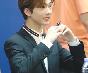 idol, jisung, and korea image