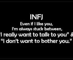 introvert, quotes, and infj image