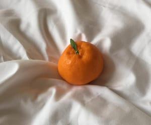 aesthetic, orange, and soft image