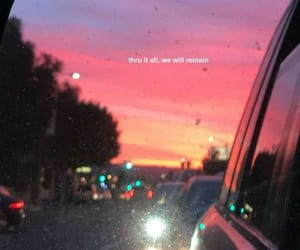 aesthetics, evening, and reds image