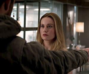 Thor and Carol 👊