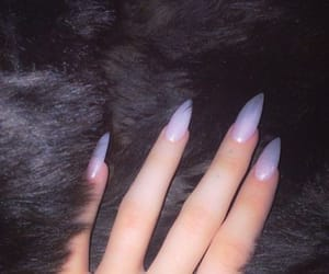 nails, grunge, and style image