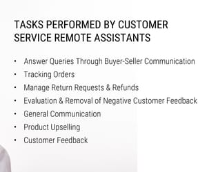 customer service experts and customer service va image