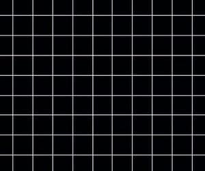 black, wallpaper, and grid image
