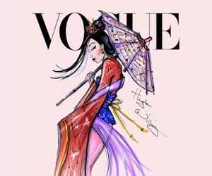 aesthetic, disney, and vogue image