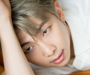 k-pop, bts, and rm image