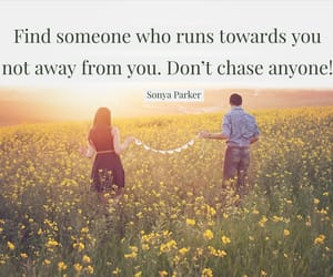 love quote, Relationship, and relationships image