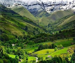 spain, Cantabria, and mountains image