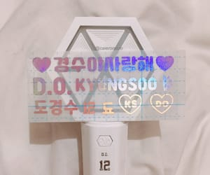 exo, kpop, and merch image