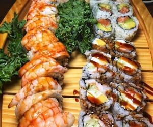 cuisine, japanese, and taste image
