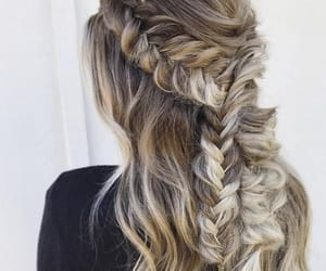 beauty, hair, and hair inspiration image