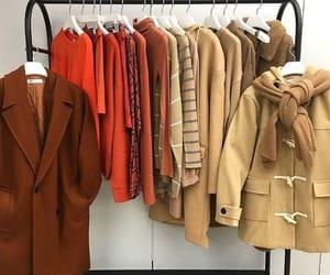 asian fashion, autumn, and coat image