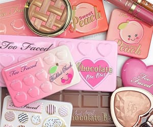 make up and too faced image