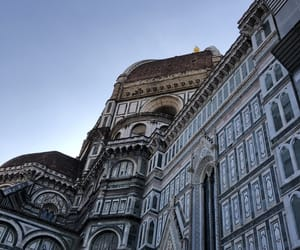 art, brunelleschi, and cathedral image