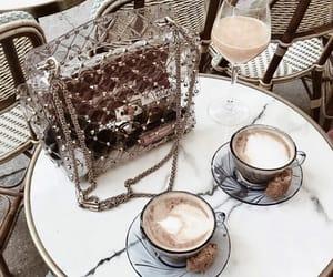 bag, coffee, and drink image