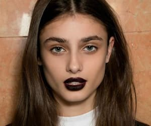 chic, model, and lips image