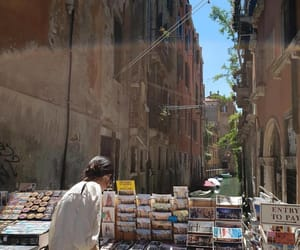 travel, book, and italy image