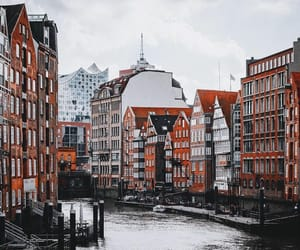 city, germany, and hamburg image