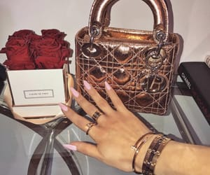 bag, bags, and ring image
