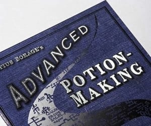 potion, ravenclaw, and harry potter image