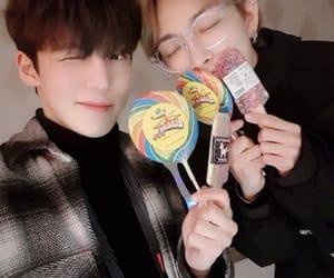 kpop, ateez, and yunho image