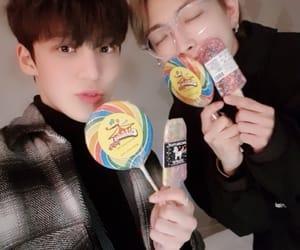 kpop, ateez, and hongjoong image