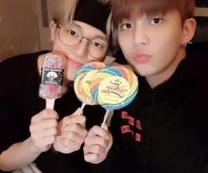 kpop, jongho, and ateez image