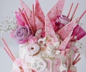 birthday, decoration, and dessert image