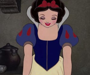 disney, snow white, and love image