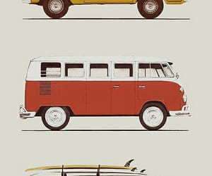 hippie, old car, and tumblr image