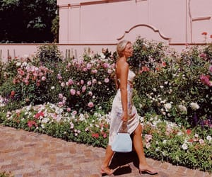 fashion, flowers, and vogue image