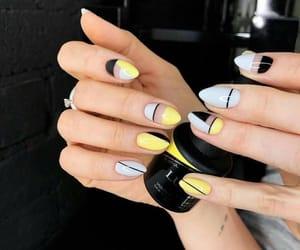 nail, nail art, and style image