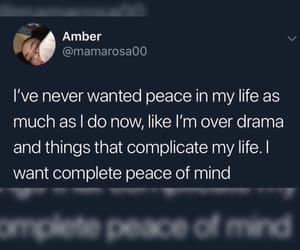 complicated, mind, and peace image