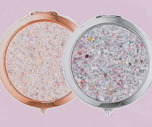 beauty, sparkle, and compact image