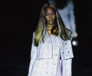 Couture, model, and Naomi Campbell image