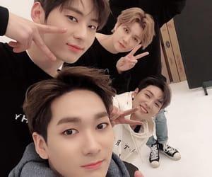 nu'est, JR, and kpop image