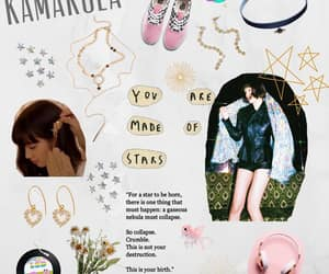 aesthetic, artsy, and mood board image