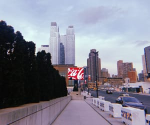aesthetic, new york, and coca cola image