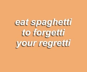 quotes, spaghetti, and wallpaper image
