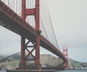 bridge, wallpaper, and san francisco image