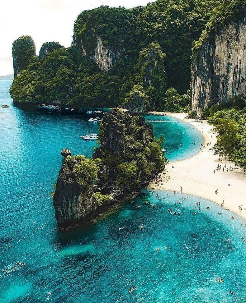 travel, nature, and beach image