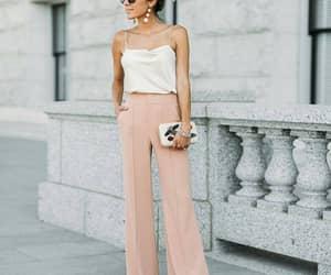 Blanc, fashion, and mode image